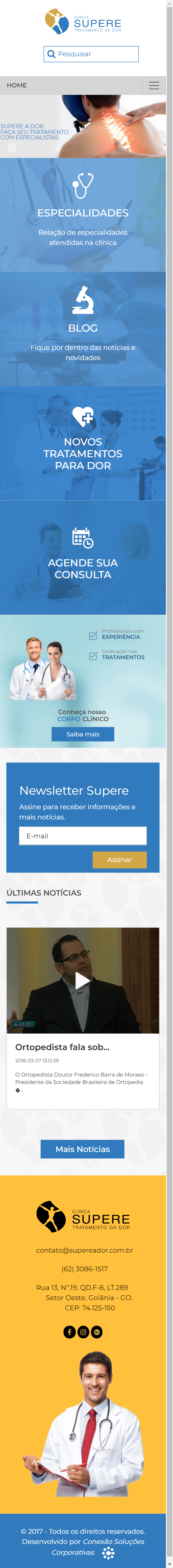 Supere WebSite Mobile